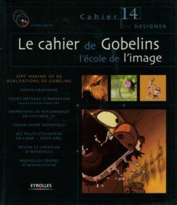 Olivier COTTE - Cahiers du designer 16 Les Gobelins