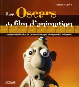 Olivier COTTE - Les Oscars du cinéma d'animation