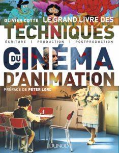 Olivier COTTE - Techniques du cinéma d'animation