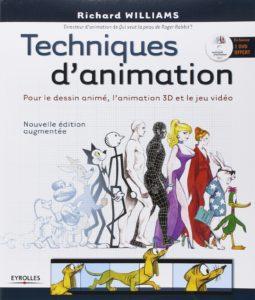 Olivier Cotte - Techniques d'animation