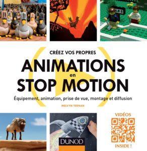 Olivier Cotte - Animations en Stop Motion