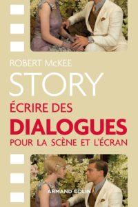 Olivier Cotte - Story, écrire des dialogues